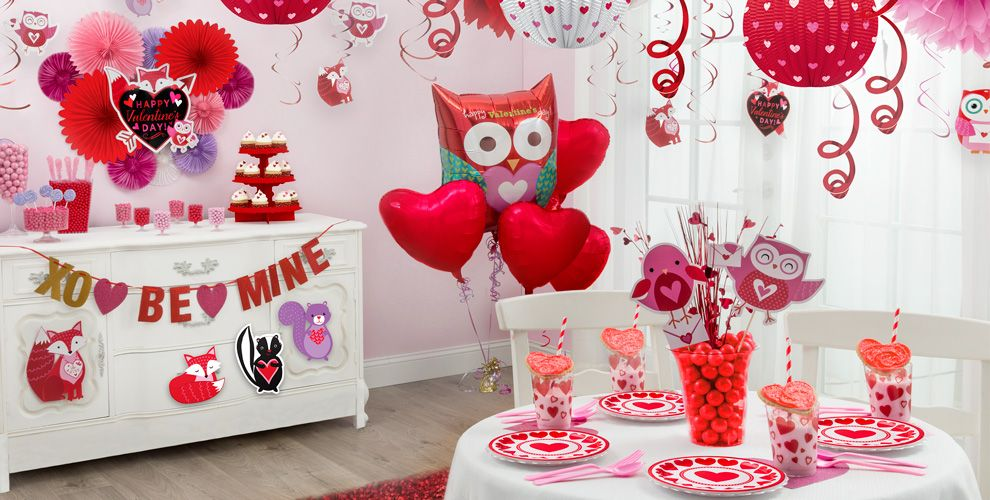 Valentine S Day Decorations Party City Canada