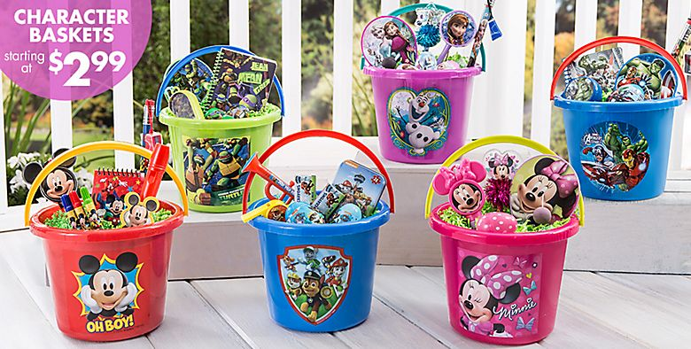 Easter Baskets & Buckets #2