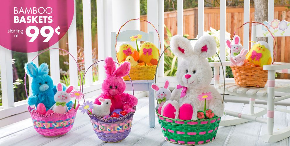 Easter Baskets, Grass #3
