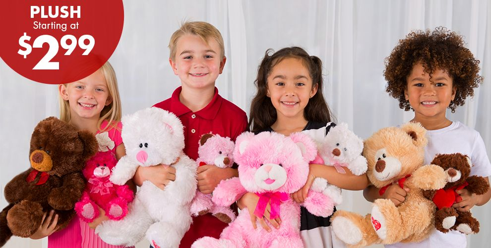 Valentines Day Plush Toys