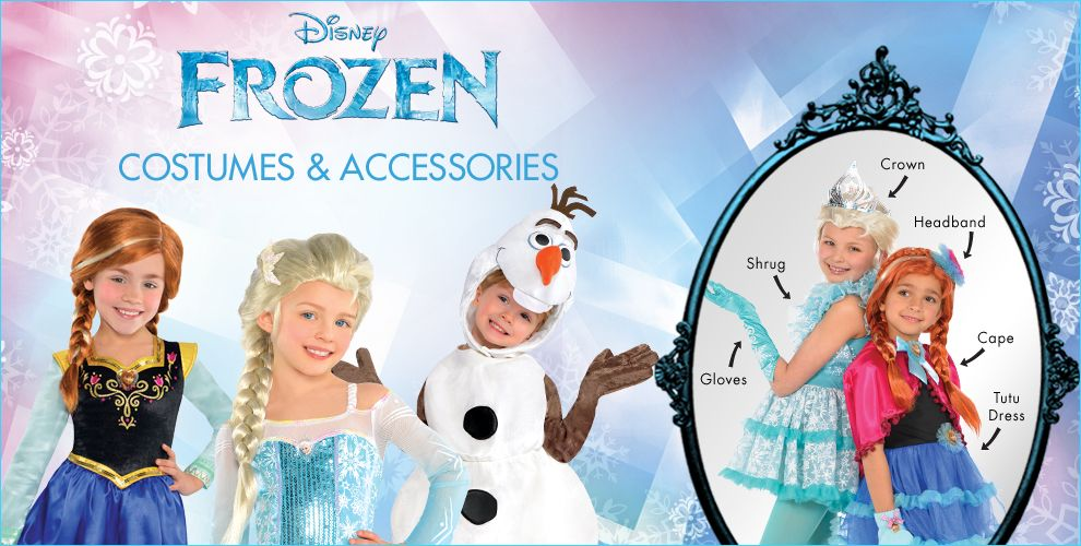 Frozen Party Supplies #2