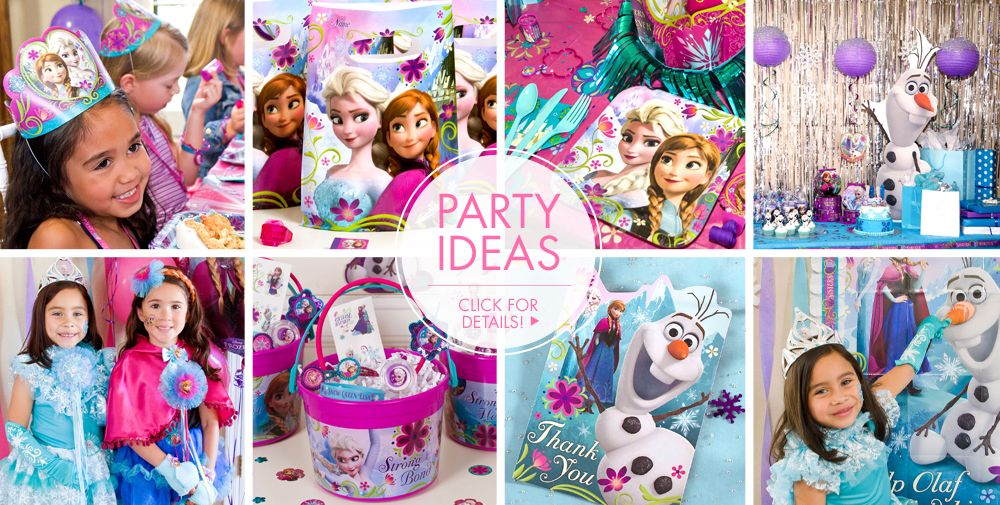 Frozen Party Supplies #3