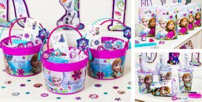 Frozen Party Favors  sc 1 st  Party City & Frozen Party Favors - Charm Bracelets Necklaces Rings u0026 More ...