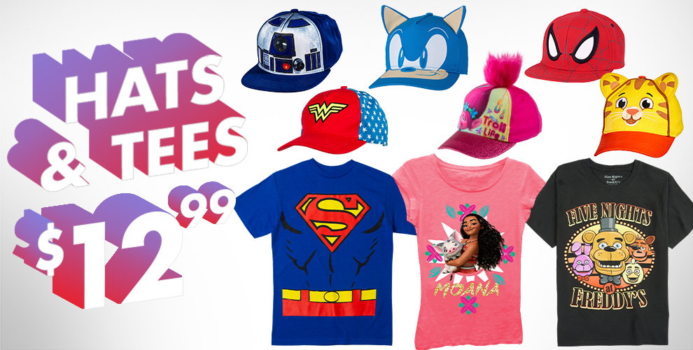 Hats & Tees Gifts