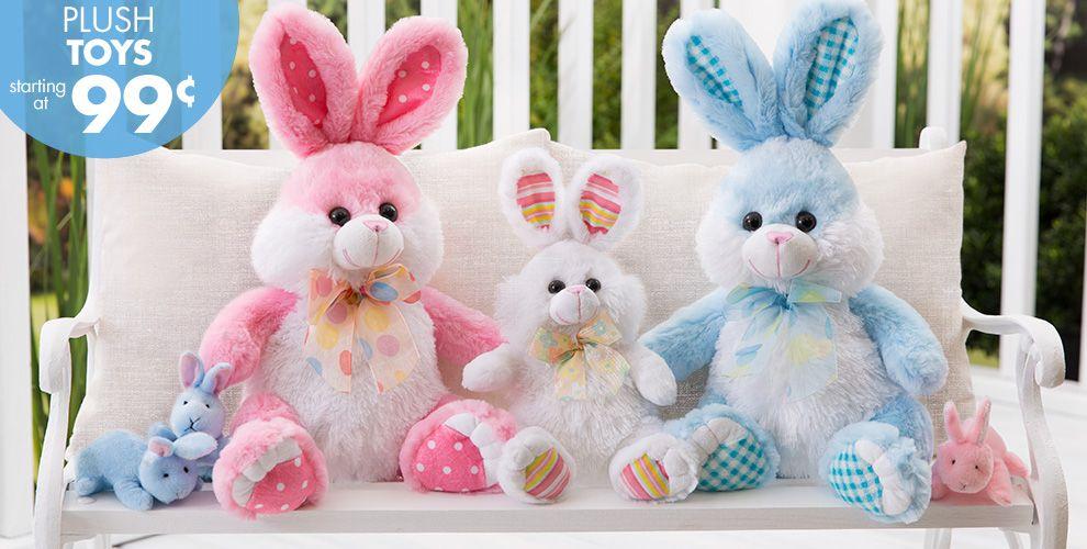 Easter Plush Toys #1