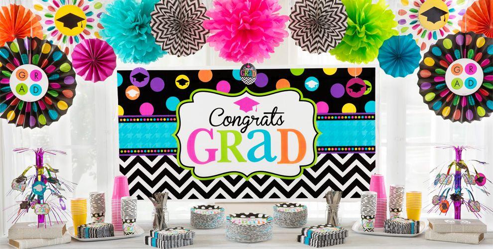 Dream Big Graduation Party Supplies