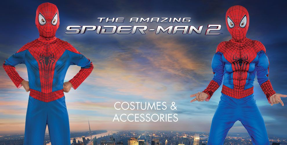 Amazing Spider-Man Party Supplies #2