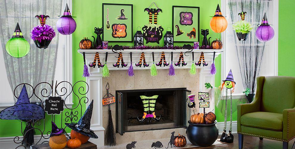 Kid-Friendly Halloween Decorations #1