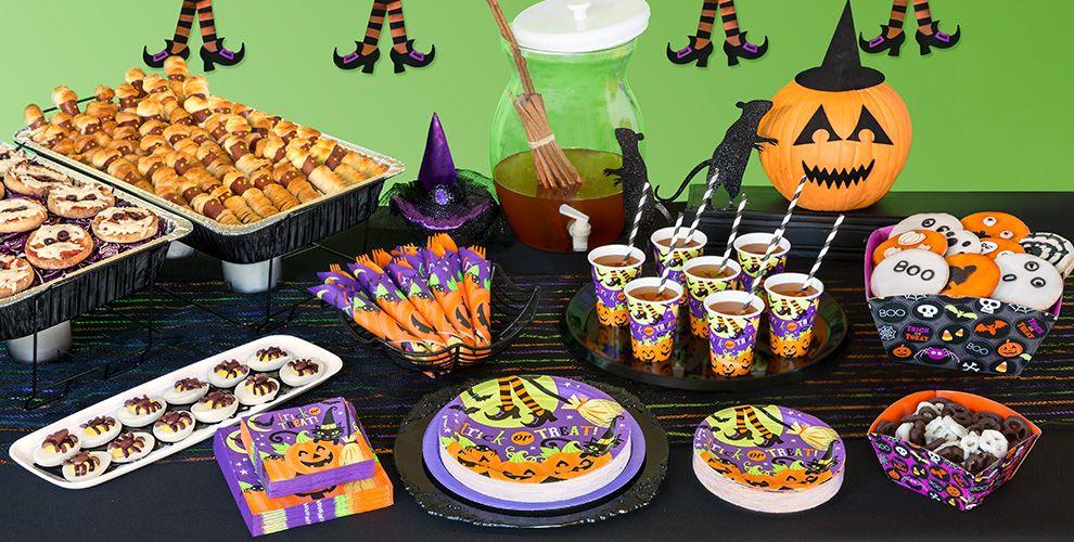Kid-Friendly Halloween Decorations #4