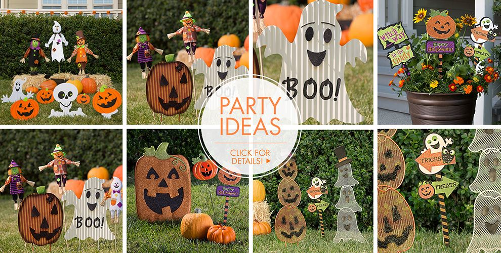 Kid-Friendly Outdoor Decorations – Party Ideas