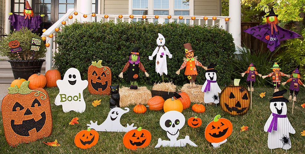 Kid Friendly Halloween Decorations Tableware