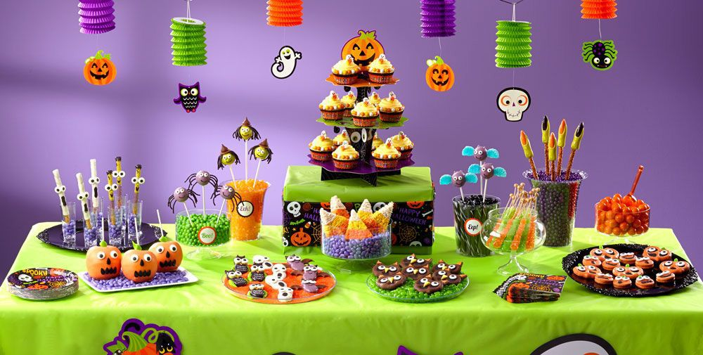 kid friendly halloween sweets treats