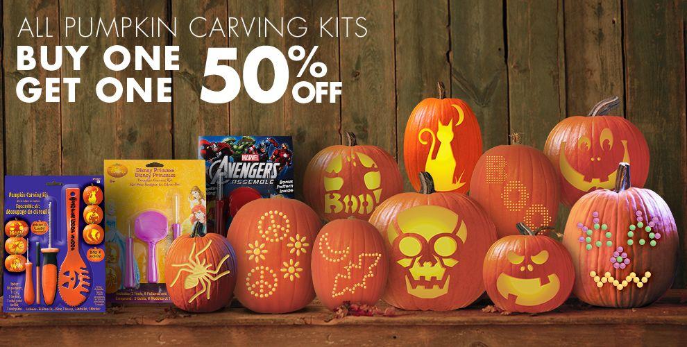 Pumpkin Carving Kits & Tools