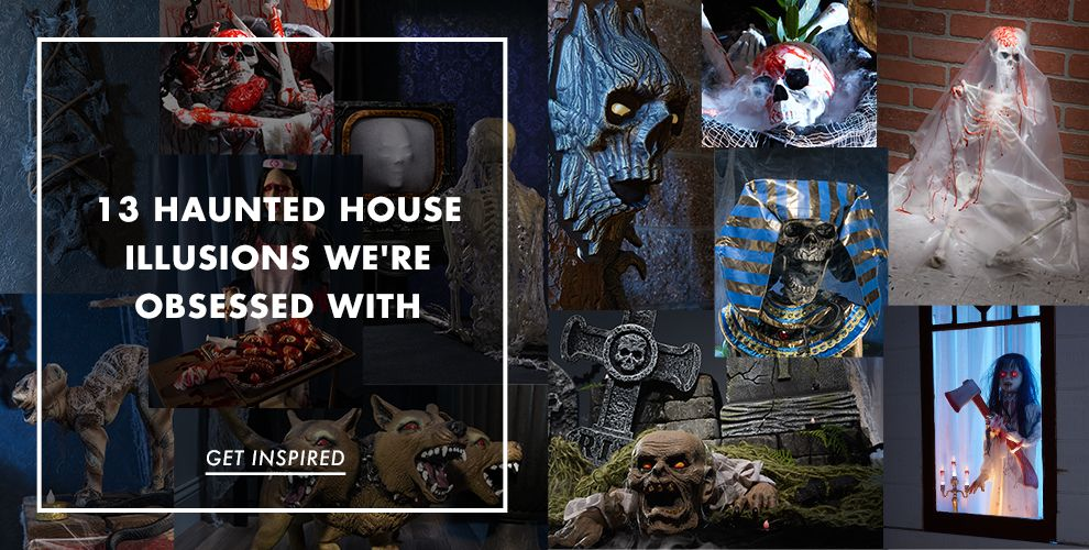 Haunted House Halloween Decorations – Party Ideas