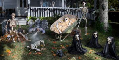 ... Haunted House Halloween Decorations ...