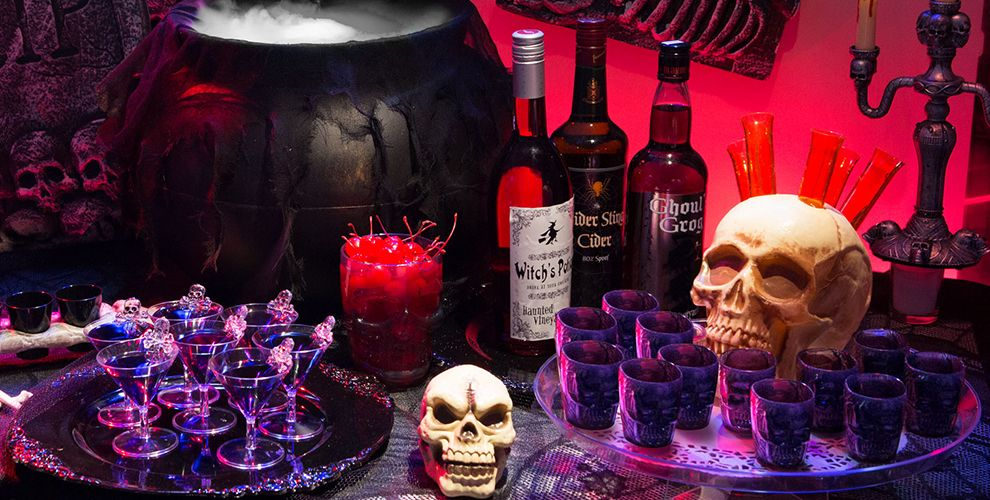 Halloween Drinkware & Serveware #4