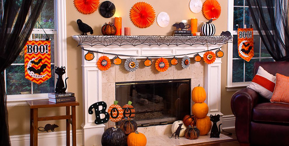 Modern Halloween Decorations #1