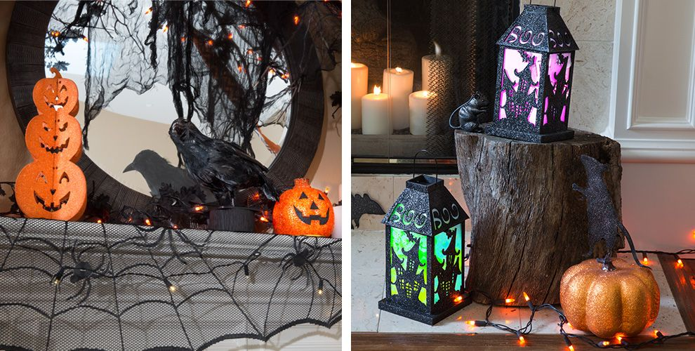 Modern Halloween Decorations #2
