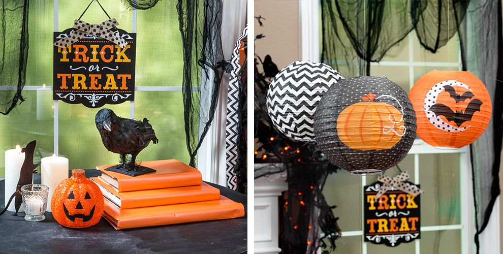 Modern Halloween Decorations #3