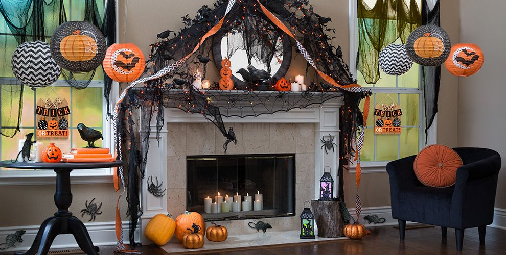 Modern Halloween Decorations