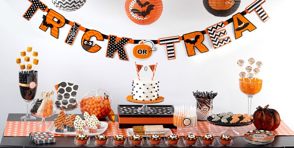 Modern Halloween Sweets and Treats #1