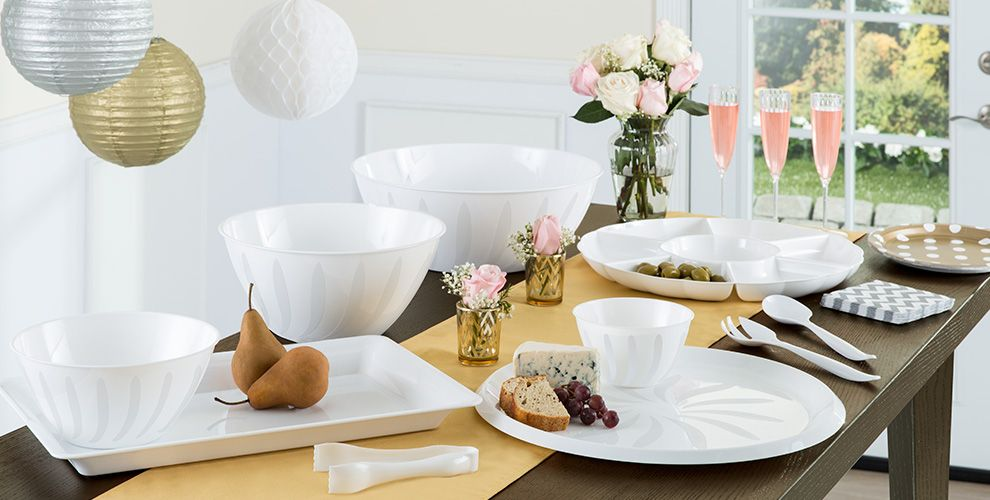ظروف غذا خوری و پذیرایی