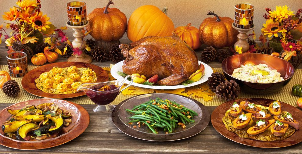 Thanksgiving Serveware #1