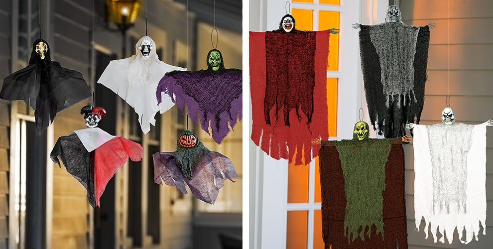 Haunted House Outdoor Decorations