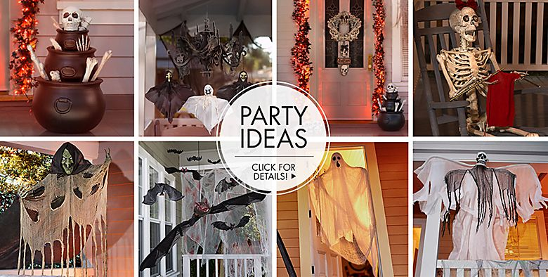 Halloween Props  — Party Ideas Click for Details