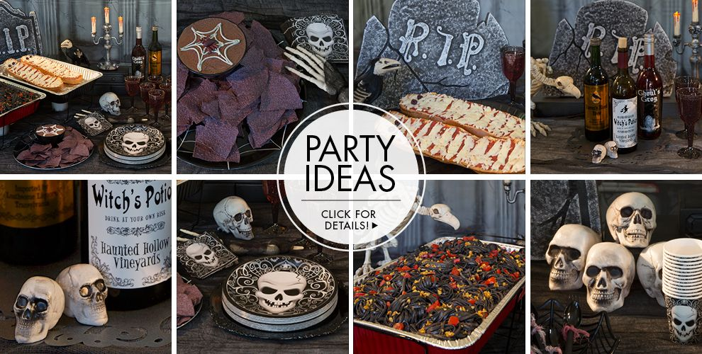 Halloween Chafing Dishes & Aluminum Pans – Party Ideas