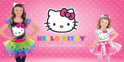Hello Kitty Party Supplies Hello Kitty Birthday Ideas Party City