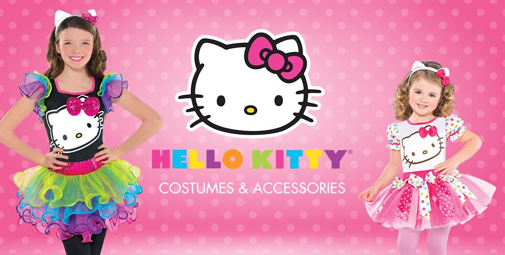 Rainbow Hello Kitty Party Supplies #2