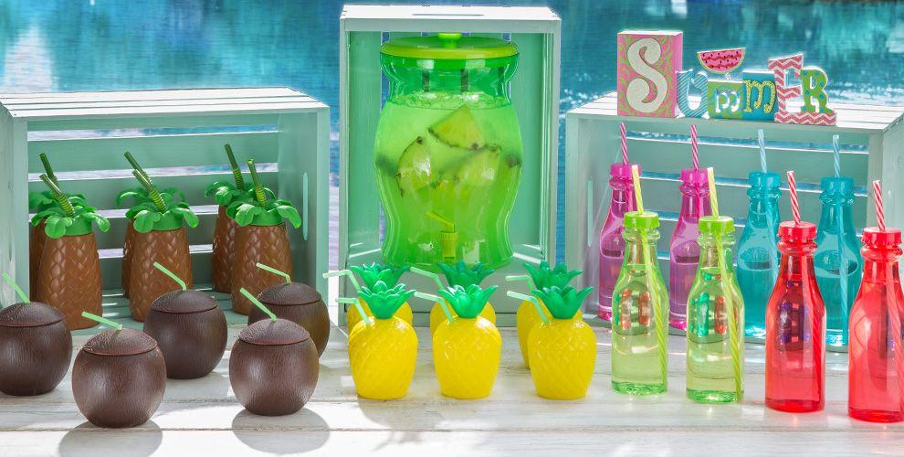 Luau Drinkware #1