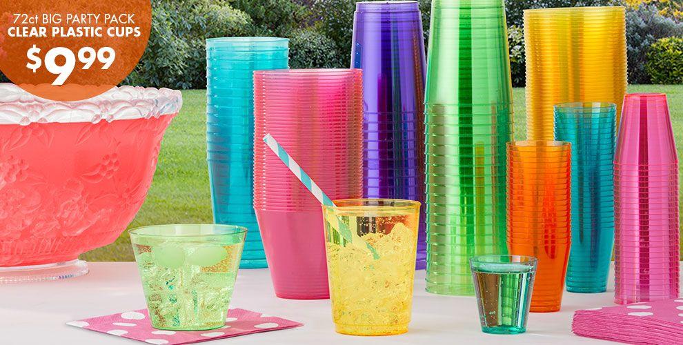 Luau Drinkware