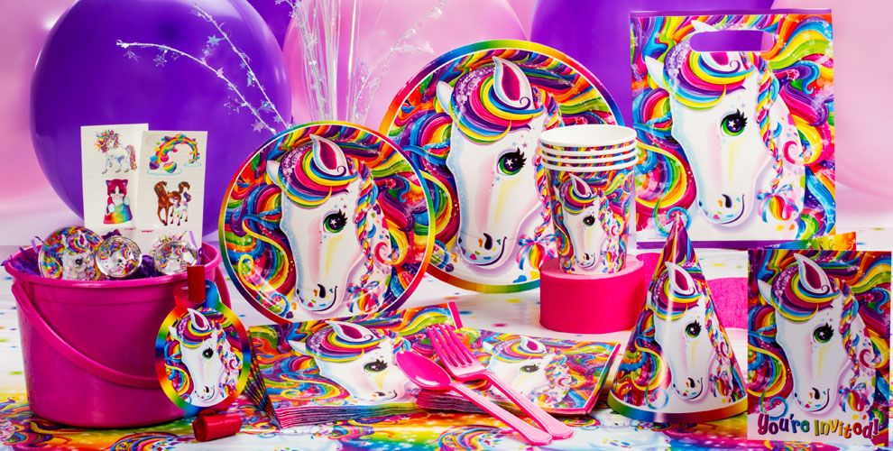 Lisa Frank Home Decor