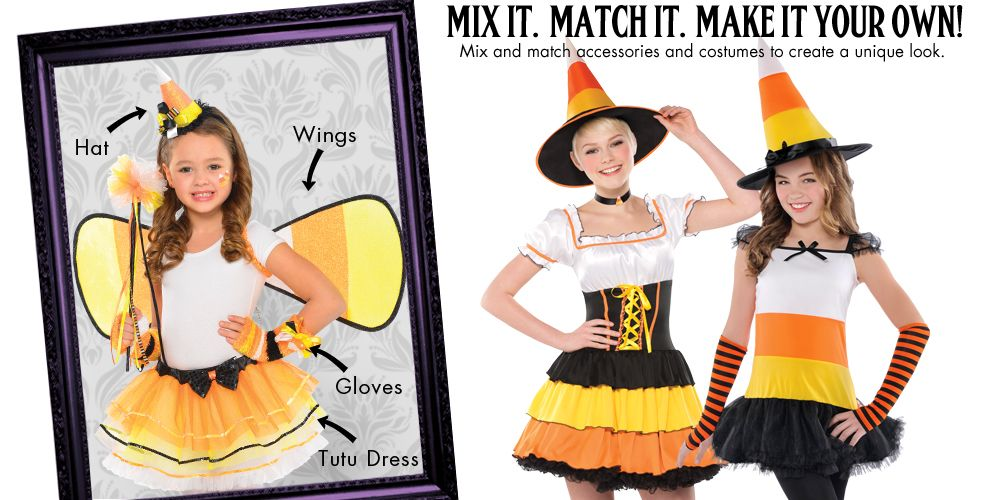 Candy Corn Fairy Candy Corn Fairy Mix Match