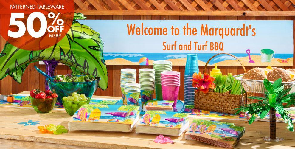 Beach Party Theme #1