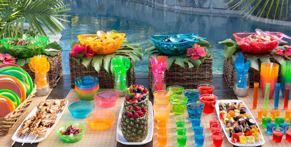 Fun In The Sun Summer Party Theme Summer Themed Party