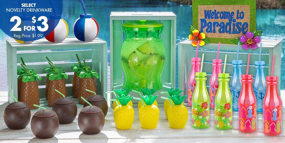 Summer Drinkware