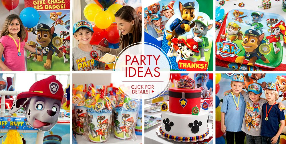 PAW Patrol Party Supplies #3