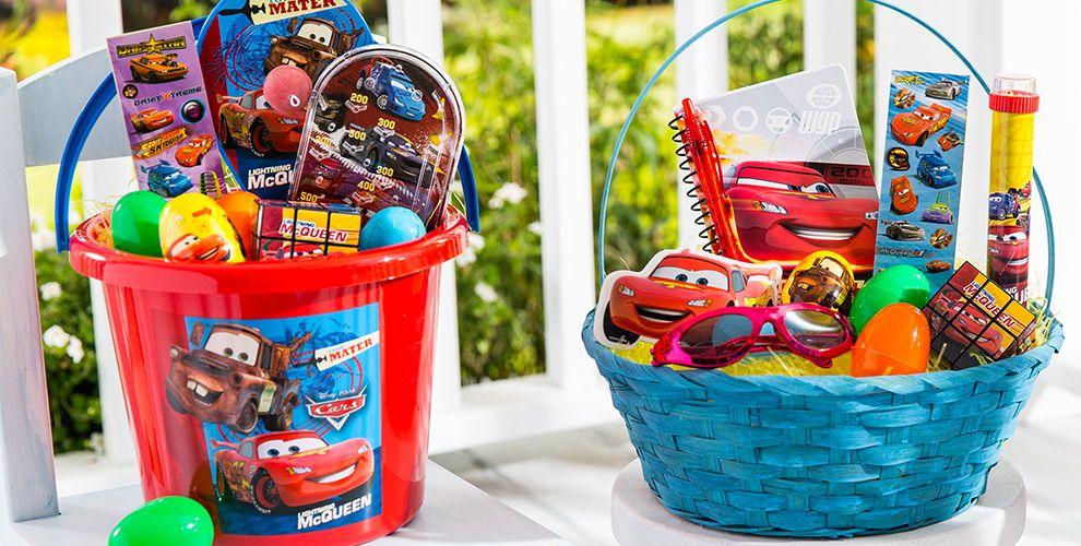 Cars Build a Basket