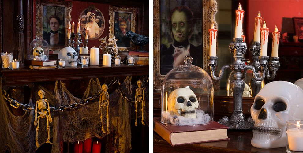 Haunted House Indoor Decorations