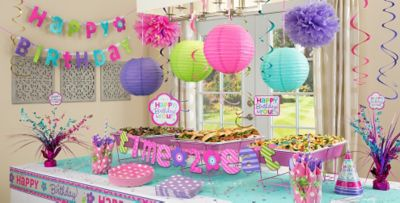 Pastel Birthday Party Supplies Party City