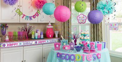 Happy Birthday GIRLS BIRTHDAY Party City