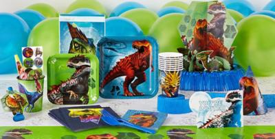Jurassic World Party Supplies Jurassic World Birthday Party City