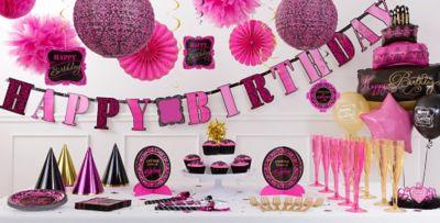 Happy Birthday Decorations Birthday Decorations Birthday Party