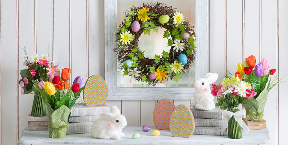 Easter Home Décor