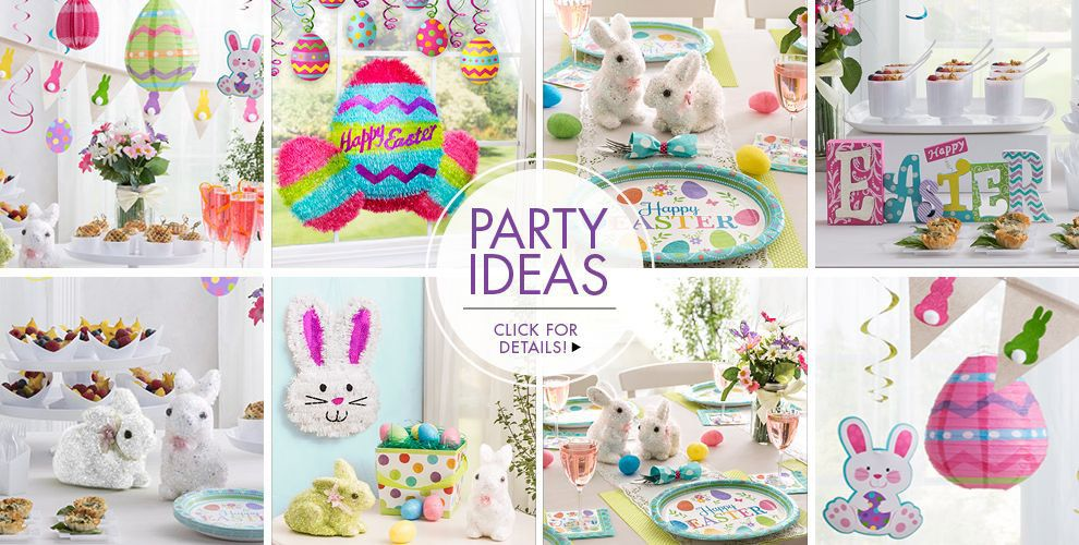 Easter Home Décor – Party Ideas