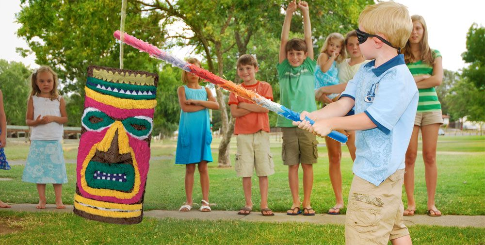 Luau Party Games Amp Toys Party City