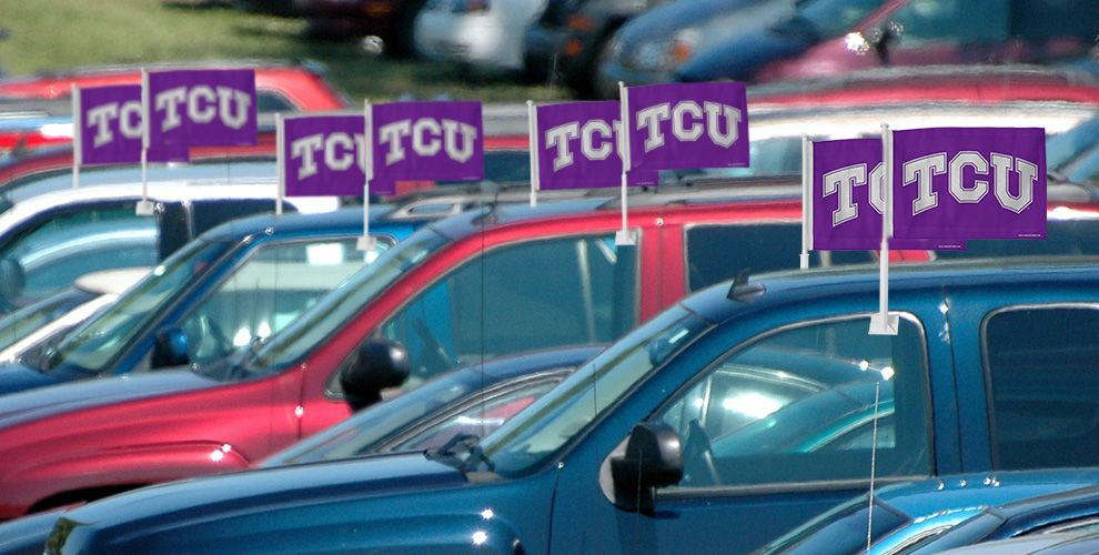 TCU Horned Frogs Party Supplies